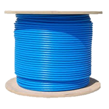 Network Cable FTP CAT 7 Pure Copper 4*2*0*6 Single pair shield and total shield 200M/Roll